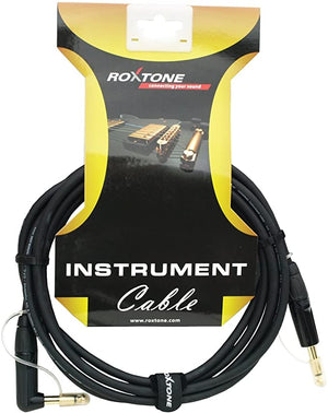 Roxtone RTGP10 10ft Instrument Cable