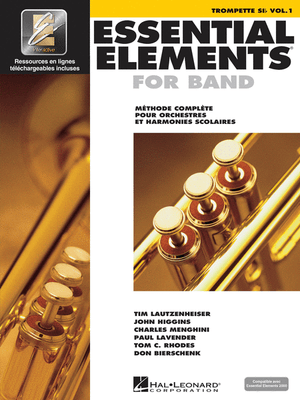 Essential Elements Trumpet Bk 1