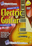 Electric Guitar For Beginners DVD