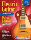 Electric Guitar Book Deluxe Edition For Beginners with DVD and CD