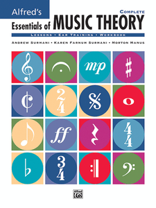Alfred's Essentials of Music Theory Complete