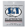S.I.T. F1252 Medium Flatwound 12-52 Electric Guitar Strings