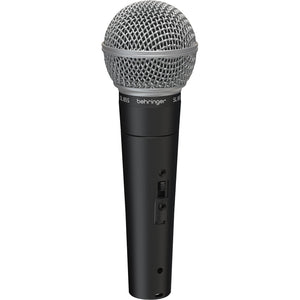 Behringer SL85S Dynamic Cardioid Microphone w/Switch