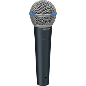 Behringer BA85A Dynamic Super Cardioid Microphone