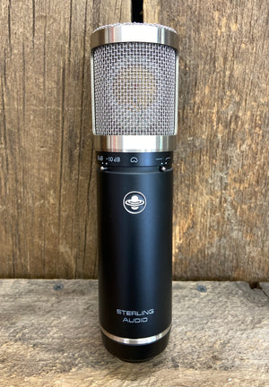 Sterling Audio ST55 Class-A FET Condenser Microphone - USED