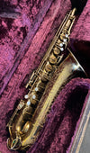 "Martin ""the Martin"" Tenor Saxophone - Elkhart, Indiana 1948 - Used"