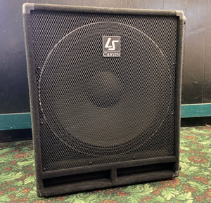 Carvin LS1801NA 700W Powered Neodymium Subwoofer Used