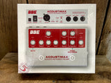 BBE Acoustimax Acoustic Guitar Preamp