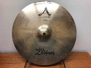 "Zildjian A Custom 17"" Crash"