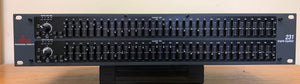 DBX 231 Graphic Equalizer - USED