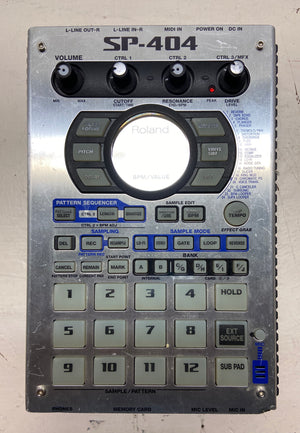 Roland SP404 Sampling Workstation USED
