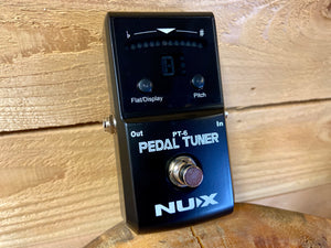 NuX Pedal Tuner PT6