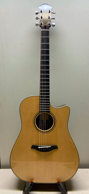 Furch Green DCSRSPE Cutaway Guitar w/HSC