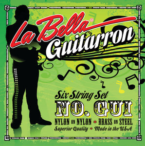 La Bella Guitarron Six-String Bass Guitar Strings