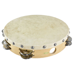 "Ludwig 10"" Double Row Tombourine"