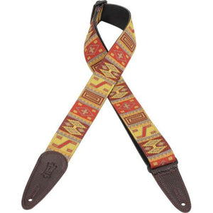 Levy's MGHJ2-006 Jacquard Guitar Strap
