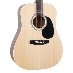 Recording King RD-M9M All Solid Dreadnought Acoustic Guitar with Gig Bag New