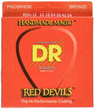 DR RDA12 Dragon Skin Acoustic Guitar Strings