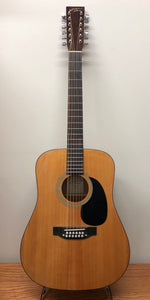 Recording King RD-06-12 Acoustic Guitar New
