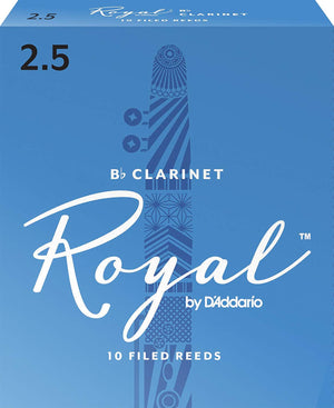 Royal Reed Clarinet 2.5