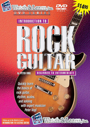 Rock Guitar DVD