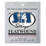 S.I.T. F1150 Light Flatwound 11-50 Electric Guitar Strings