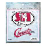SIT SCM101 Classits Silver Wound Classical Guitar Strings Medium Tension