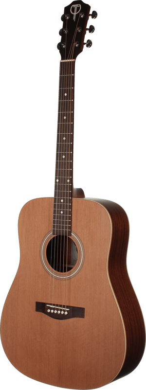 Teton STS105NT-L Dreadnought Acoustic Guitar with Gig Bag - New