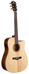 Teton STS110CENT Acoustic Electric Guitar