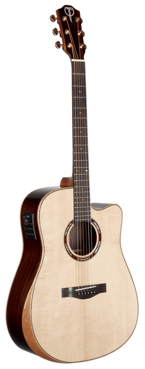 Teton STS150CENT-AR Dreadnought Acoustic Guitar