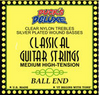 Duck's Deluxe Classical Acoustic Guitar Strings Medium High Tension Ball End