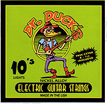 Dr Duck 10 Lights Electric Guitar Strings