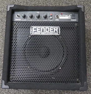 Fender Rumble Bass Amp - USED