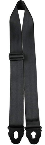 Perri's Seatbelt Black with Lock End NWS30PL-6808