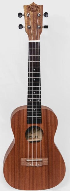 Sound Smith Concert Sapele SMC24 Ukulele