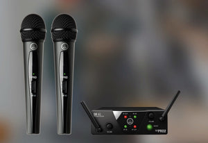 AKG WMS40 Wireless Vocal System