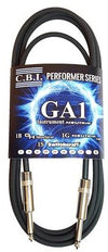 CBI 6ft GA1 2R Instrument Cable