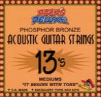 Ducks Deluxe 13's Acoustic Medium 13 to 56