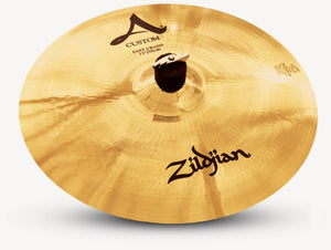 Zildjian A Custom Fast Crash Cymbal - NEW