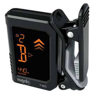 Musedo T-60C Chromatic Clip-On Tuner