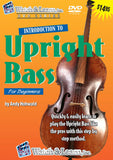 Introduction to Upright Bass For Beginners DVD