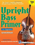 Upright Bass Primer Book For Beginners with Audio CD