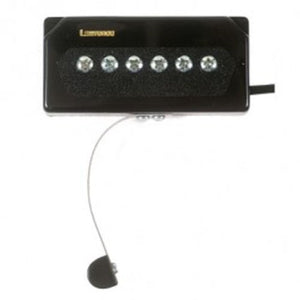 Bill Lawrence A-345 Magnetic Soundhole Acoustic Guitar Pickup