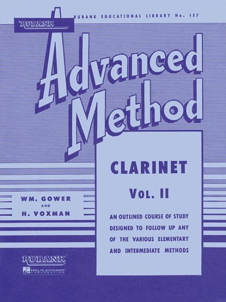 Advanced Method Clarinet Vol. 2
