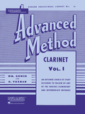 Advanced Method Clarinet Vol. 1
