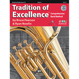 Tradition of Excellence Baritone Book 1