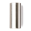 Dunlop 318 Chromed Steel Slide, Short