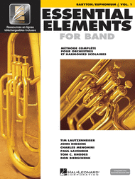 Essential Elements 2000 Baritone TC Book 1