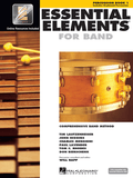 Essential Elements Percussion Bk 1