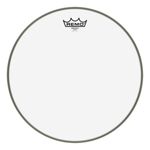 "Remo Emperor 15"" Clear Batter"